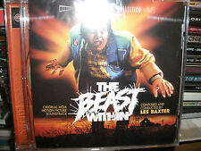 THE BEAST WITHIN,LES BAXTER,INTRADA FILM SOUNDTRACK,LTD EDITION OF 1000