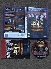 PlayStation 2 - Buffy Vampire Slayer: Chaos Bleeds (Very Good Condition) UK PAL