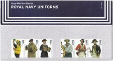 GB 2009 ROYAL NAVY UNIFORMS PRESENTATION PACK NO 431