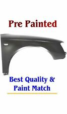 New PRE PAINTED Passenger RH Fender for 2005-2008 Audi A4 w FREE Touchup