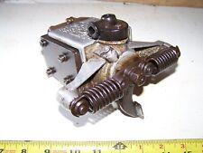 Old BOSCH AB34 Fairbanks Morse Z Hit Miss Gas Engine Magneto Oiler Steam Sparks