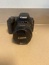 Canon EOS Rebel SL2 / 200D Black 24.2 MP DSLR with 18-55mm Lens