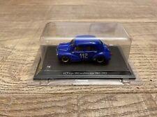 Eligor 1/43 Renault 4 CV type 1062 modifiée 1063 1953 blue 4 CV RENAULT n°16