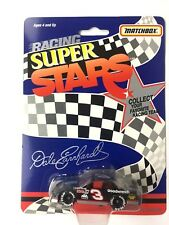 Matchbox Super Stars Nascar Dale Earnhardt #3 Goodwrench Racing 1/64 Scale 221/S
