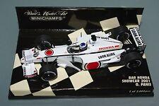 Minichamps F1 1/43 BAR HONDA Showcar 2001-OLIVIER PANIS