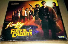Joss Whedon's FireFly A Fistful of Credits, a Board Game by Toy Vault New