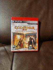 God Of War PS3 Bundle - Origins Collection