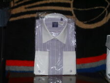 New in Package Modena Size 16  36/37 100 Cotton Dress Shirt