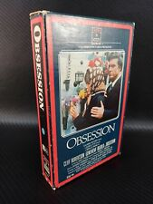 Obsession John Lithgow (Betamax, 1983)