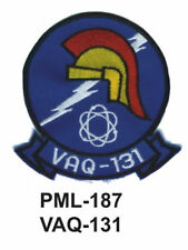 "4""  NEW VAQ-131- Embroidered Military Large Patch"