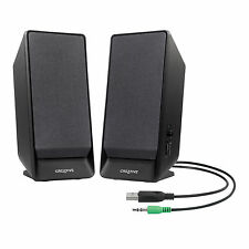 CREATIVE Speaker Set 2.0 SBS A50 USB Powered Quality Sound! PC- MAC- MP3 [F05]