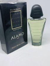ALAMO POUR HOMME GILLES CANTUEL profumo VINTAGE uomo 50 ml splash perfume Edt