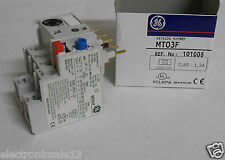 OVERLOAD RELAY MT03F, 0,85 - 1,3A