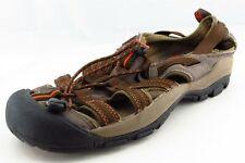 Keen Size Eur 40.5 M Brown Sport Fabric Men Shoes