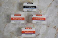 Neutrogena Transparent Facial Bar Acne Prone Skin 3 Bars & 1 Original Formula