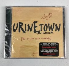 New URINETOWN THE MUSICAL O.C.R. CD