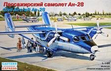 Eastern Express 1/144 Antonov An-28 Region Avia 14436