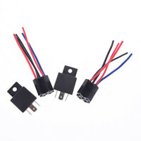 1pcs dc 24v 40a car spdt automotive relay 5 pin 5 wires w/harness jd1914 J sg