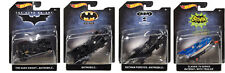 Hot Wheels Batman Vehicle