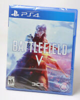 Battlefield V (Sony PS4 Playstation 4 EA) [2018] - New, Sealed