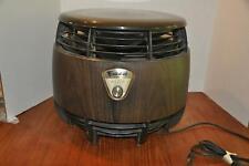 Vtg Fresh'nd Aire Hassock Fan Mid Century Modern 4 Speed Model F12-4W