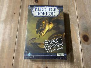 ELDRITCH HORROR - Saber Olvidado - expansion - FFG Edicion en Español