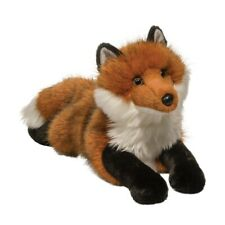 FLETCHER the Plush RED FOX Stuffed Animal - by Douglas Cuddle Toys - #2442