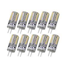 Rayhoo 10pcs G4 Base LED Bulb Warm White 3000K Light Bulbs 3 Watt DC 12V LED ...
