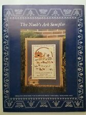 Creative Designers The Noah's Ark Sampler Cross Stitch Susan Coyle Leaflet