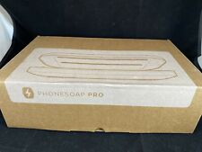 Phonesoap Pro UV Phone Sanitizer in Charcoal- Brand New In Box