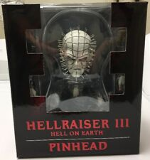 Mezco Hellraiser 3 III PINHEAD Movie Action Figure Hell on Earth Horror-Free S/H