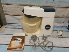 KENWOOD CHEF - A701a - Navy Blue Trim. Excellent condition.