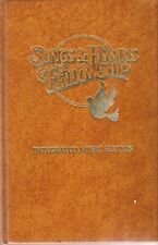 Songs and Hymns of Fellowship by Anonymous Hardback Book The Cheap Fast Free