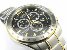 Mens Citizen Eco-Drive Solar H500-S081840 Chrono Watch - 100m