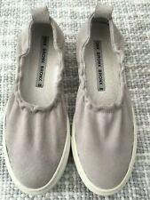 Bronx Loafer Ladies Size 4 Light Grey