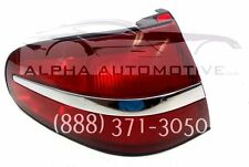 New OEM 1996-1997 Lincoln Continental Left Tail Lamp Light Tail Lamp Rear