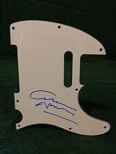 "Graham Nash ""CSNY"" Signed Autographed Pickguard B"