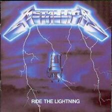 Metallica : Ride the Lightning CD (2007)