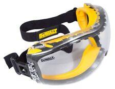 Safety Eye Anti-Fog Protective Eyewear Goggles Glasses Lens Construction New