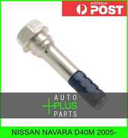 Fits NISSAN NAVARA D40M 2005- - Brake Caliper Slide Pin Brakes (Front)