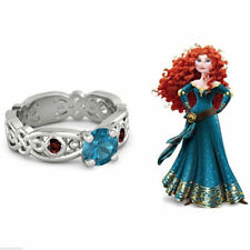 Valentine's Day Topaz Three-Stone Fine Rings