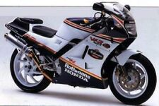 HONDA VFR400 NC24 ROTHMANS FULL PAINTWORK DECAL KIT