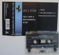 Dance & Electronica Trance Single Music Cassettes