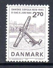 Denmark Mnh 1984 Sg779 40Th Anv Of Normandy Invasion