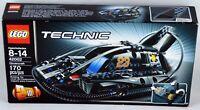 LEGO 42002 Technic 2 in 1 Hovercraft Plane 170 pcs NIB