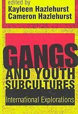NEW Gangs and Youth Subcultures: International Explorations