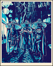 Tim Doyle The Coming Storms Poster Big Trouble in Little China S/N #/150 Mondo