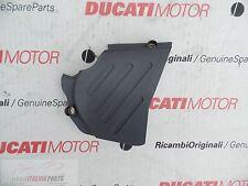 Ducati 748/916/996/998/Monster etc. Ritzelabdeckung dunkelgrau original AO-924