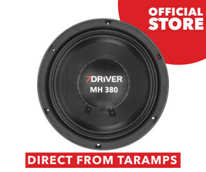 """7Driver 8"""" MH 380 8 Ohm Speaker 380W RMS by Taramps Buy Direct From Taramps"""