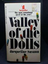 Valley of the Dolls: Jacqueline Susann. Bantam Book 1967 Paperback